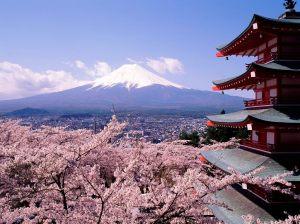 Fujiyama San (gunung fujiyama)
